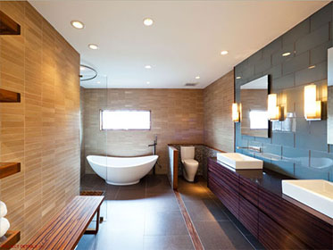 Remodeled Bathroom-California Sewer and Rooter