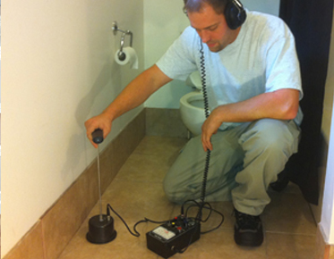 Slab Leak-Detection-California Sewer & Rooter