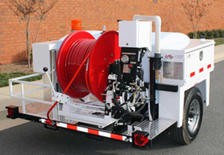 Hydro Jet Drain And Sewer Cleaning California Sewer And